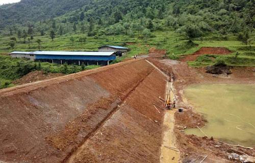 印江自治县格优寨水库除险加固工程