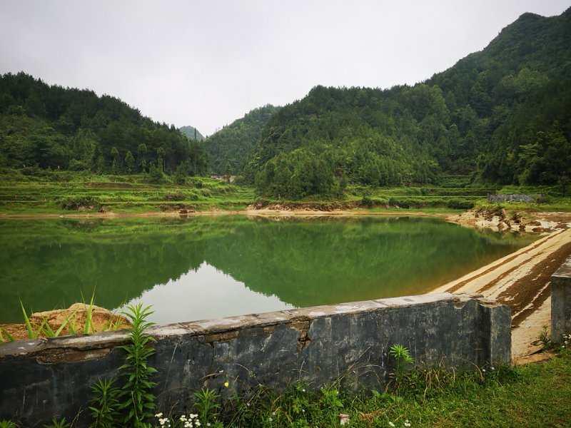 印江县烂湾水库