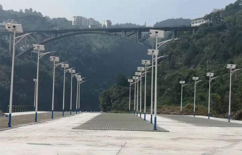 黔西县素朴镇古胜码头工程
