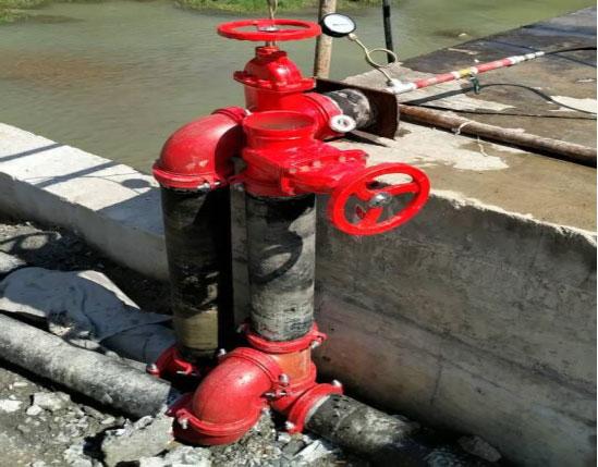 三都县万户水寨商业街室外消防改扩建工程